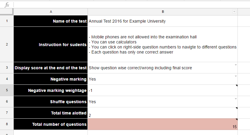 Create a Dynamic Quiz Using Google Sheets and JavaScript