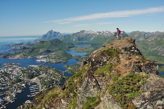 viaje a traves del estilo nordico, viaje a las islas lofeten