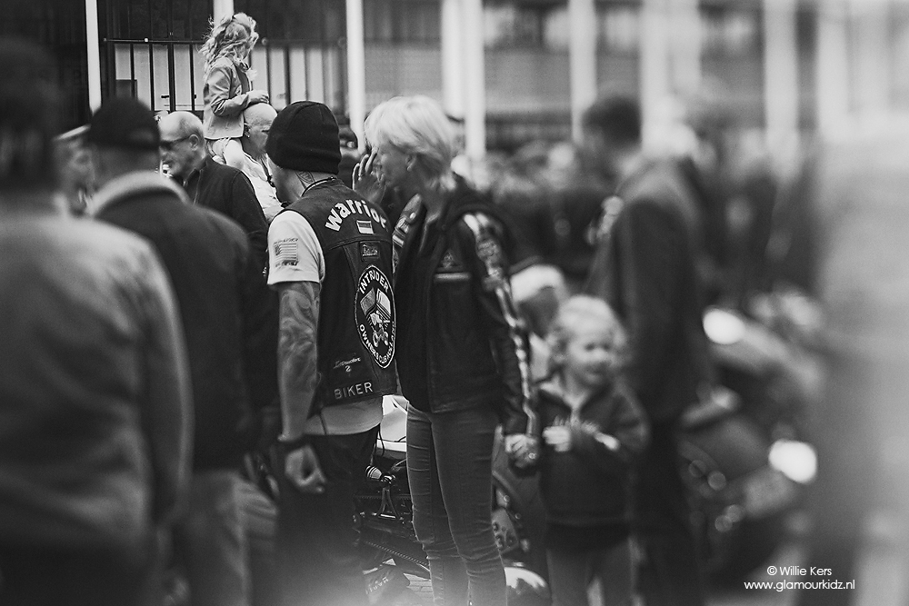 Images of the Dutch Harley Biker festival 2015 in Apeldoorn The Netherlands