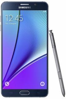 Cara atasi Samsung N920C Galaxy Note 5 lupa pola & password