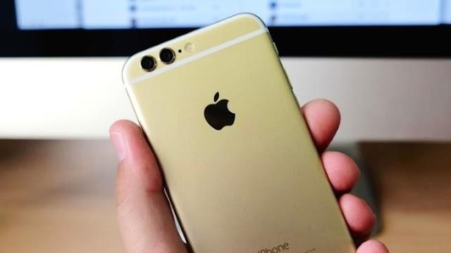 Loại bỏ bộ nhớ 16 Gb trên Iphone 7