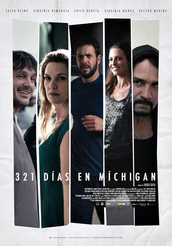 Cartel: 321 días en Michigan