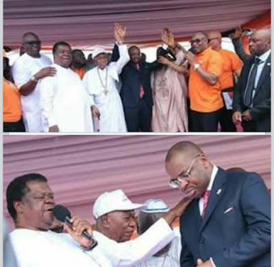 Man Blasts Akwa Ibom state Pastors for endorsing Governor Udom for 2nd term
