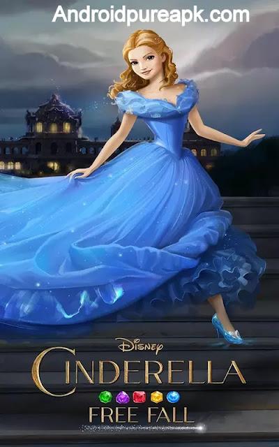 Cinderella Free Fall Mod Apk