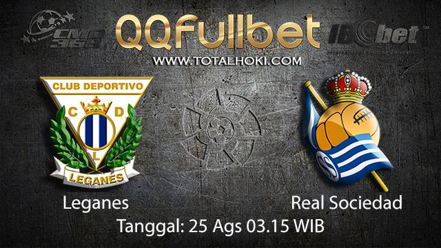 Prediksi Bola Jitu Leganes vs Real Sociedad ( Spanish La Liga )