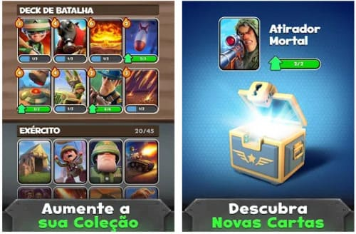 Jogos parecidos com Clash Royale (Android e iOS)