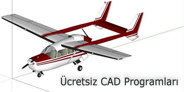 Ücretsiz CAD Programları