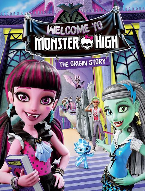 ดูการ์ตูน MONSTER HIGH: WELCOME TO MONSTER HIGH เวลคัม ทู มอนสเตอร์ไฮ กำเนิดโรงเรียนปีศาจ