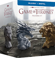 Game of Thrones Seasons 1-7 Blu-ray