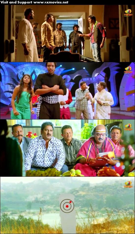 Sudigadu 2012 UNCUT Dual Audio Hindi 720p HDRip