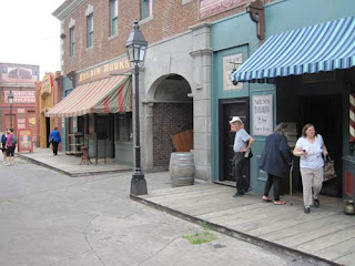 Main Street Murdoch.