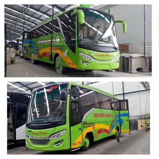 Info Harga Tiket Dan Jadwal Keberangkatan Bus Gunung Harta