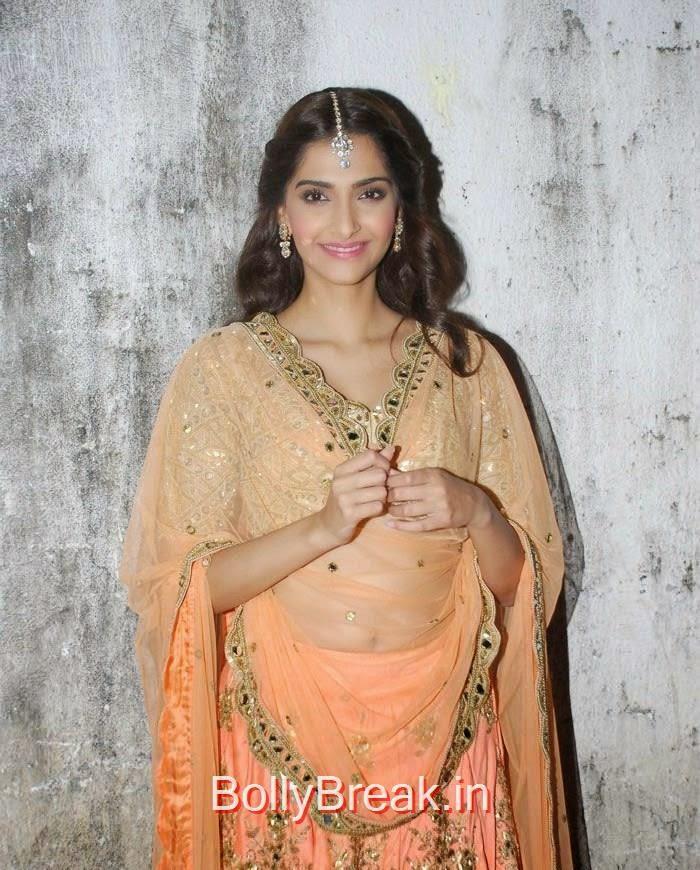 Sonam Kapoor, Sonam Kapoor, Maliaka Arora Khan Hot Pics At 'Dolly Ki Doli' Music Launch