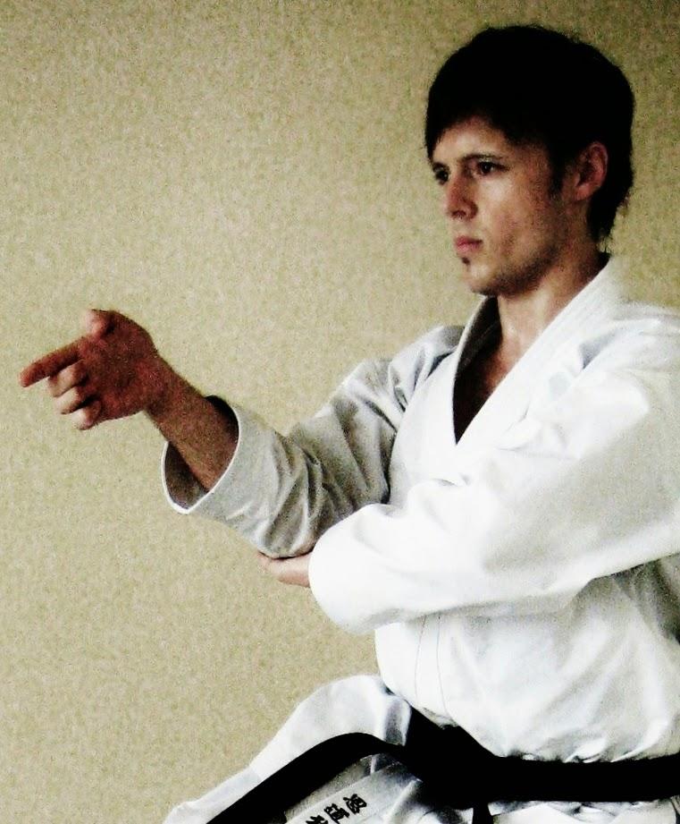 Kihon ippon kumite form