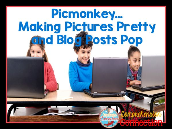 Have you discovered Picmonkey? It's a great tool for editing your photos and so much more, This tutorial shows how you can use it for blogging.