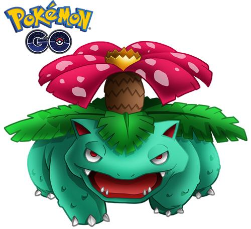 Venusaur 1 de Pokémon Go