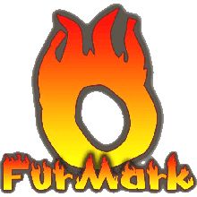 FurMark logo, icon, review and free download