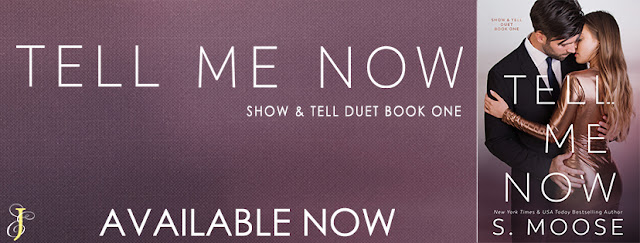 Release: Tell Me Now by S. Moose
