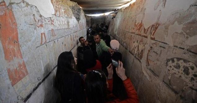 Makam Berusia 4.400 Tahun Ditemukan di Giza