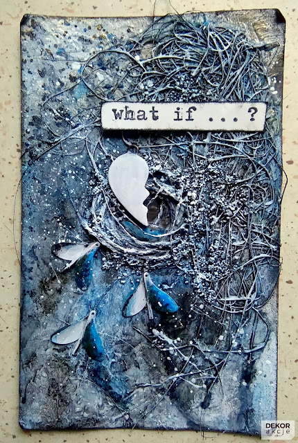 sizal mixed media
