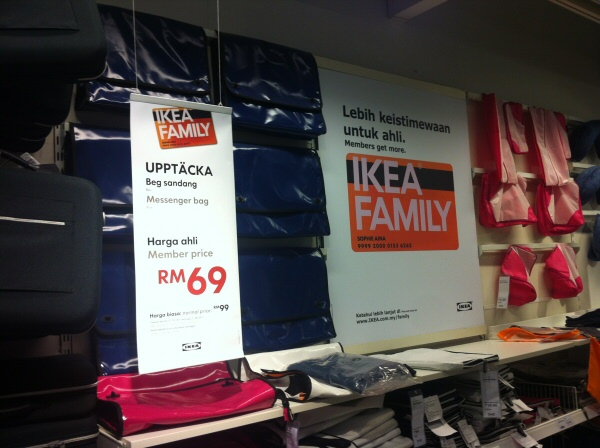 IKEA FAMILY - IKEA fans club, loyalty program