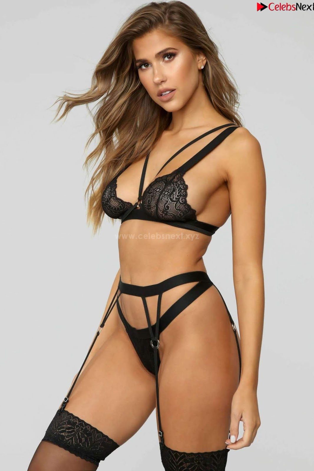 Kara Del Toro Exposing Her Beautiful body in Fashion Nova Lingerie Collection 2019 18 ~ CelebSneXt.xyz Exclusive Pics