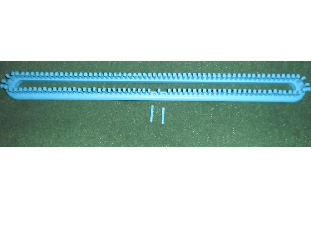 tricotin rectangulaire 58 cm