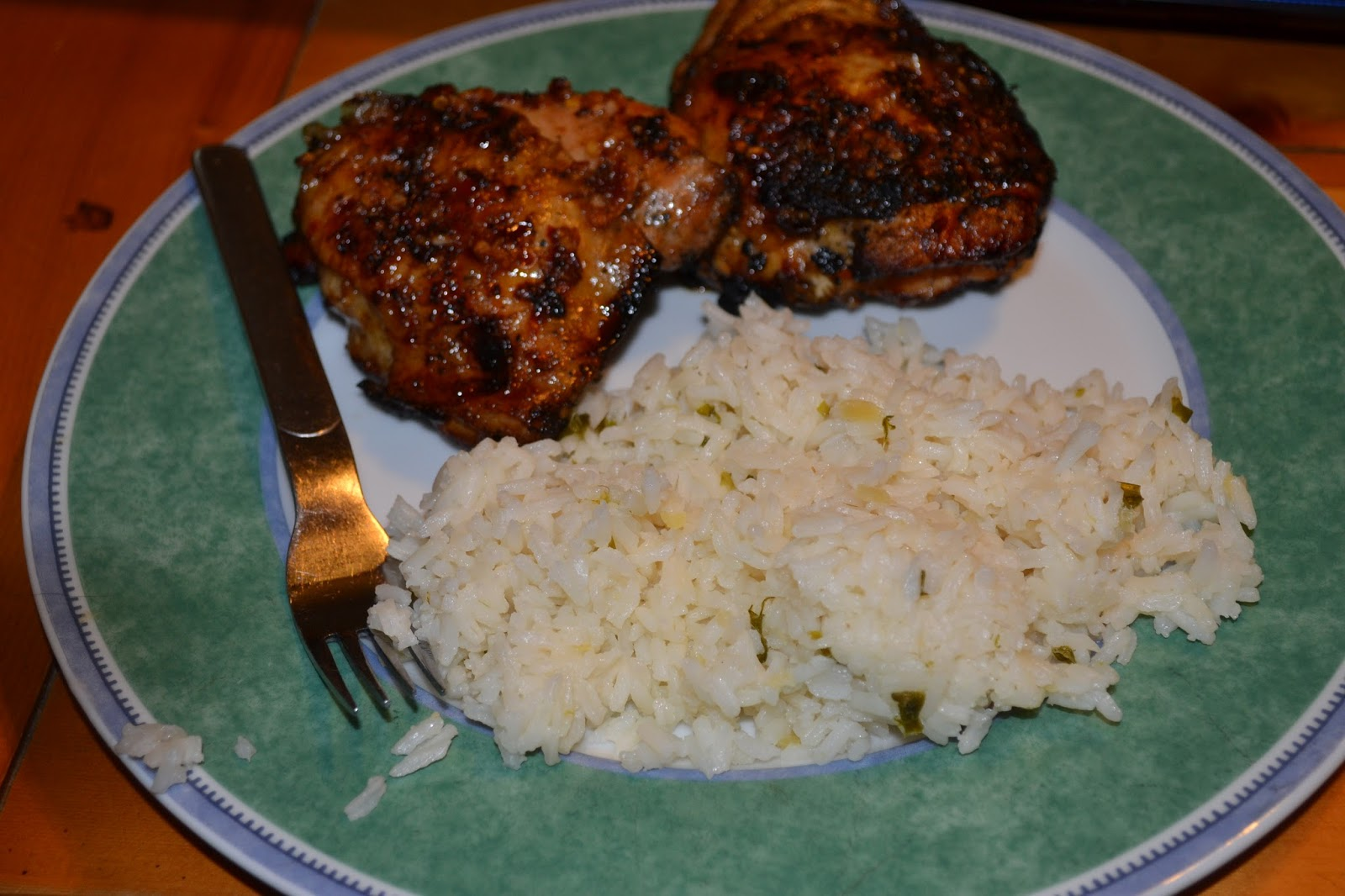 Al's Recipe Reviews: Asian-Glazed Chicken Thighs