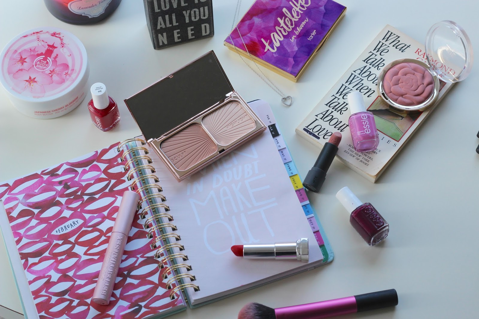 Valentine's Day Beauty Products & Self-Love