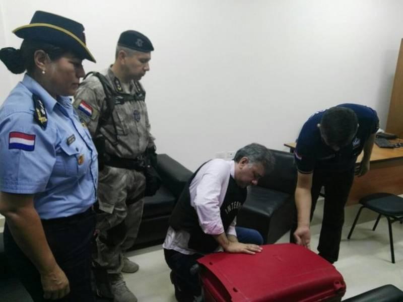 Extraditado, Pavão começa a cumprir pena em presídio federal de Mossoró