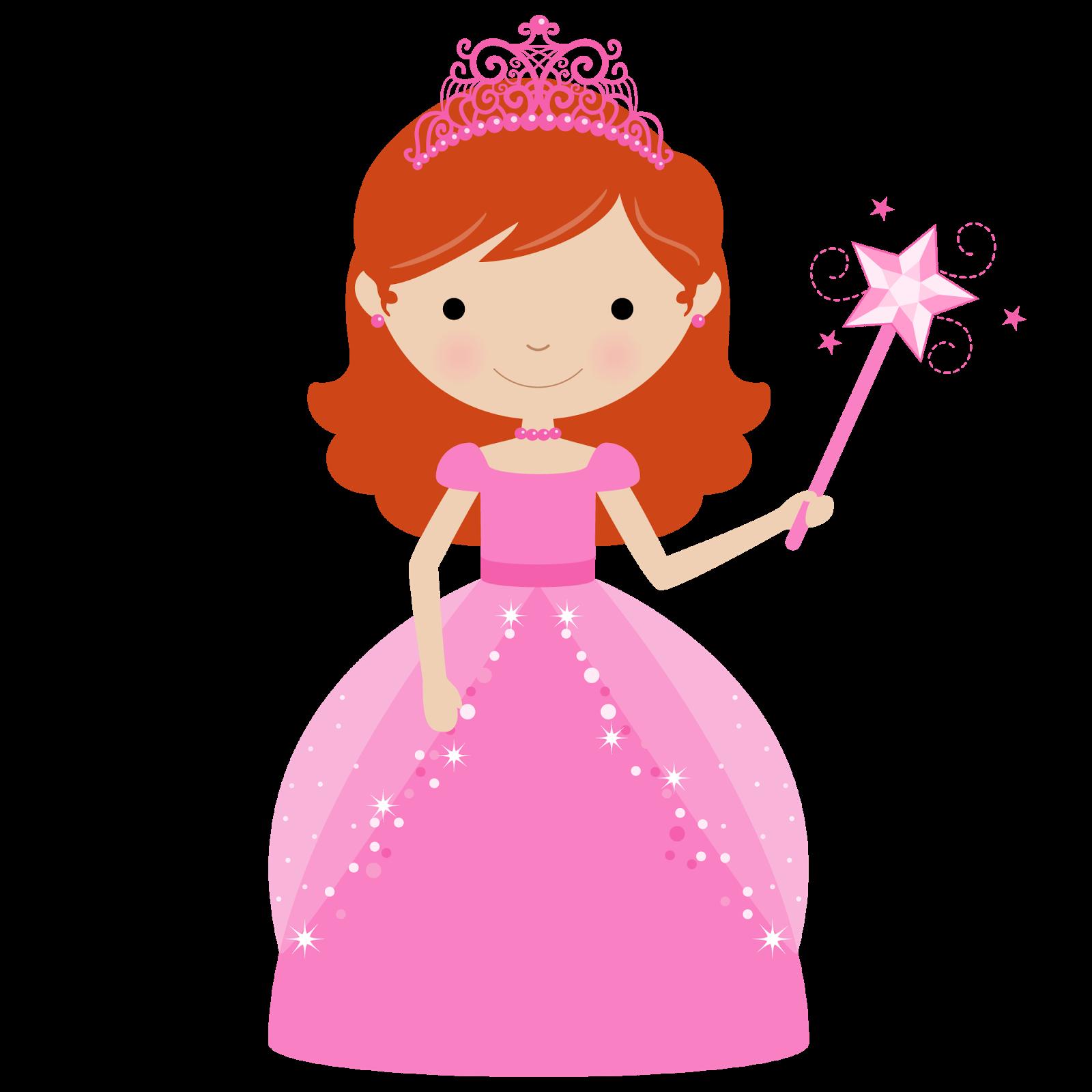 Clipart de Princesas.