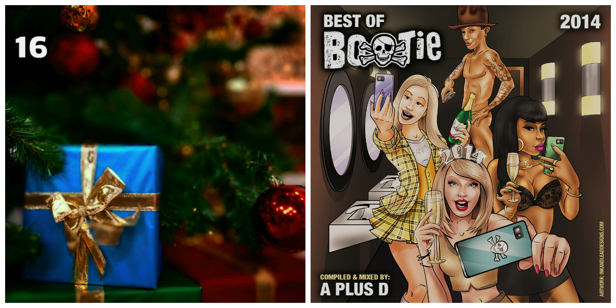 Atomlabor Adventskalender Türchen Nr. 16 | Best Of Bootie 2014 ( Free Download ) MashUp Mega Download