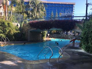 D Ticket Pool Disneyland Hotel