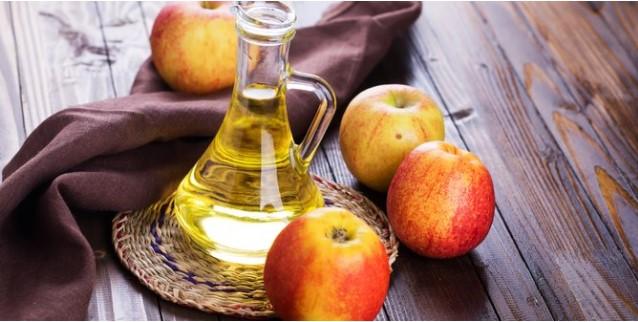 Manfaat Cuka Apel Untuk Amandel