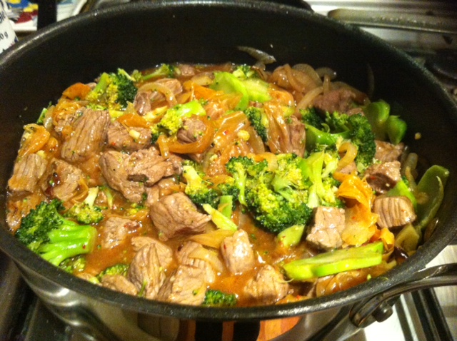 EwE - Korean Beef and Broccoli Stir Fry - Asian Inspirations   Laws of ...
