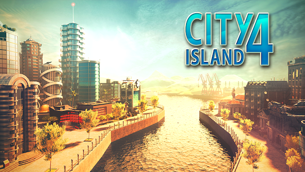 City Island 4 Town Sim Village Builder MOD Terbaru