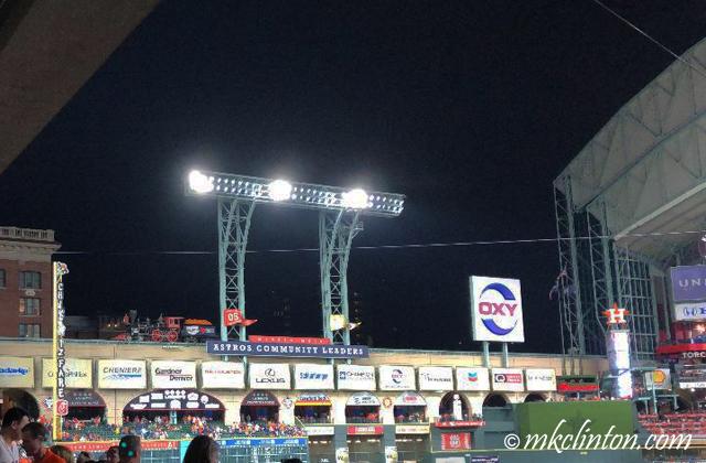 Houston Astros Homerun Train