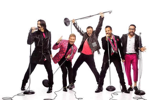 Backstreet Boys Larger Than Life Las Vegas
