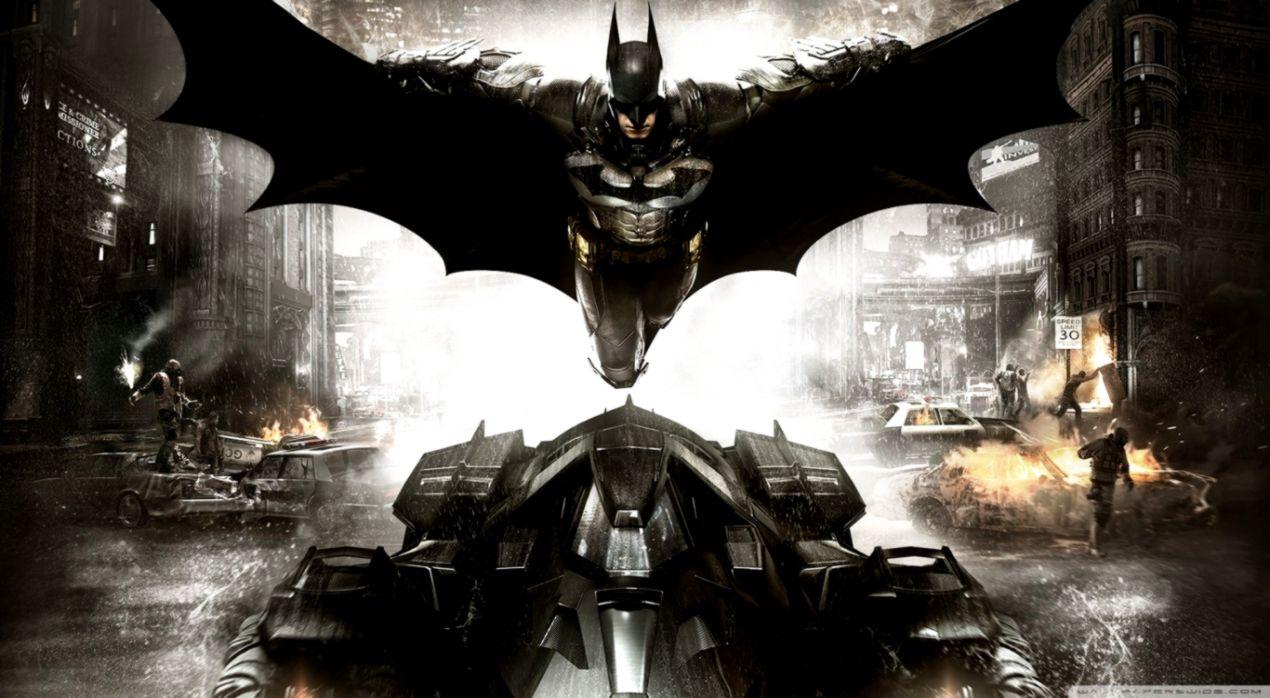Batman Arkham City Games Hd Wallpaper Smart Wallpapers