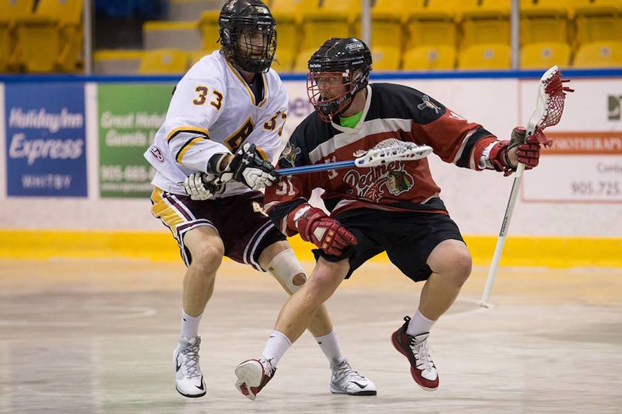Major Series Lacrosse: Redmen take out Excelsiors 12-5 in ...