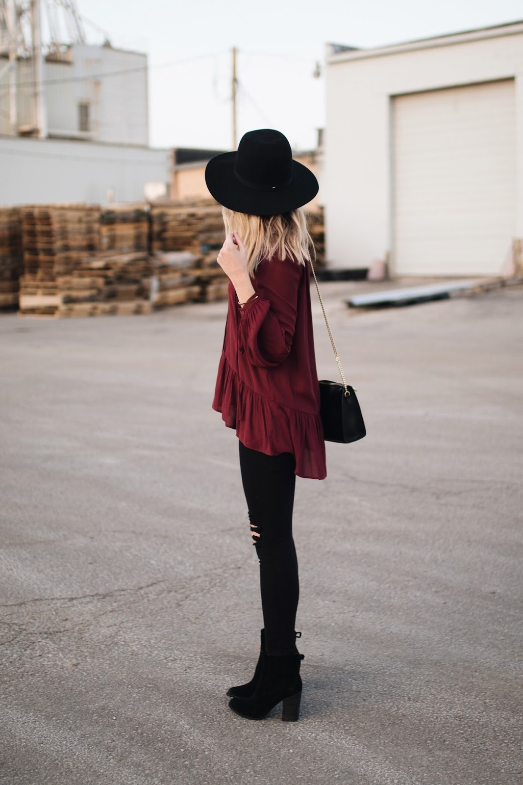 Casual fall/winter outfit