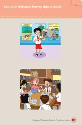 Subtema 4 Kegiatan Berbasis Proyek dan Literasi