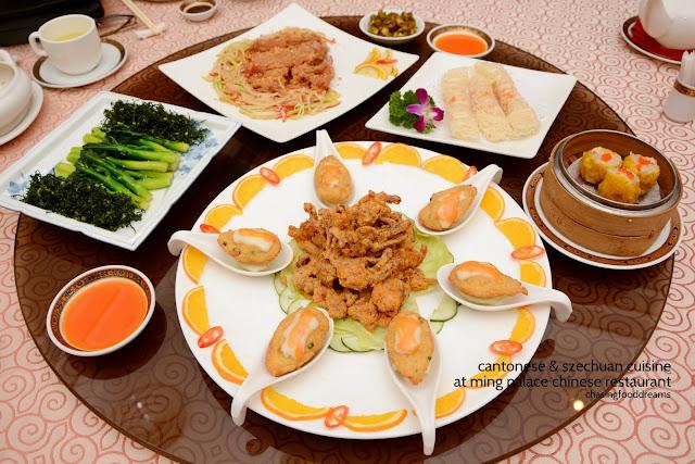 Ming Chinese Food  Boca Raton Fl