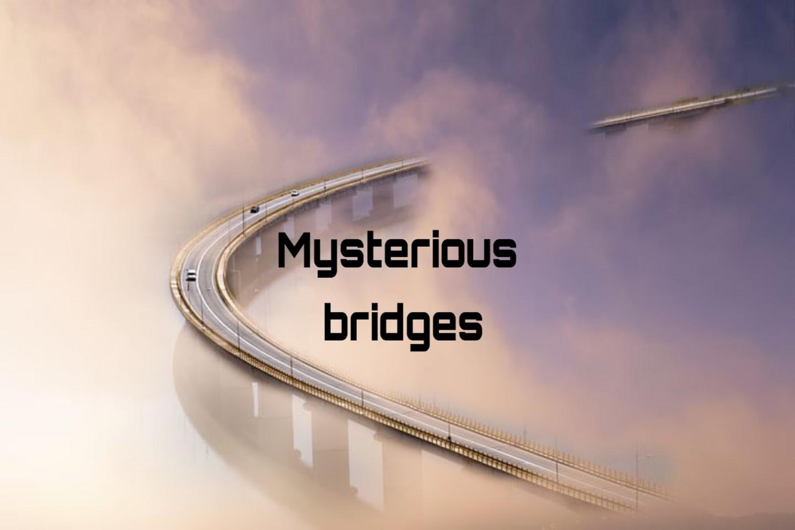 दुनिया के सबसे खतरनाक पुल कौन से है?   विश्व के 10 सबसे खतरनाक और अजीबो गरीब ब्रिज