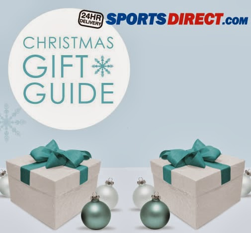 Sports direct christmas gift guide