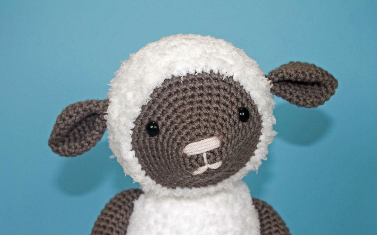 Argo the Amigurumi Sheep CROCHET PATTERN instant download | Etsy | 747x1200