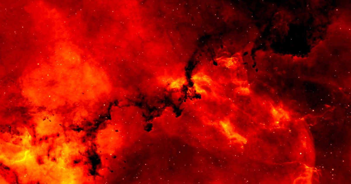 Red Space Wallpaper 1920X1080 | Wallpapers Gallery