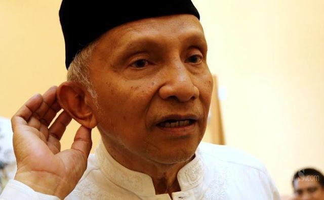 Amien Rais: HTI Dibubarkan tapi PKI di Depan Mata Dibiarkan, Jokowi: Tunjukkan Pada Saya Mana PKI, Saya Akan Gebuk!