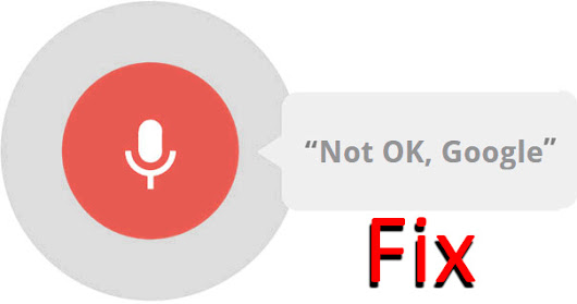 OK Google Not Working ? Learn how to fix it - Hack For Security