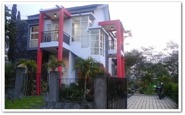 Villa Rockie Kota Batu Malang